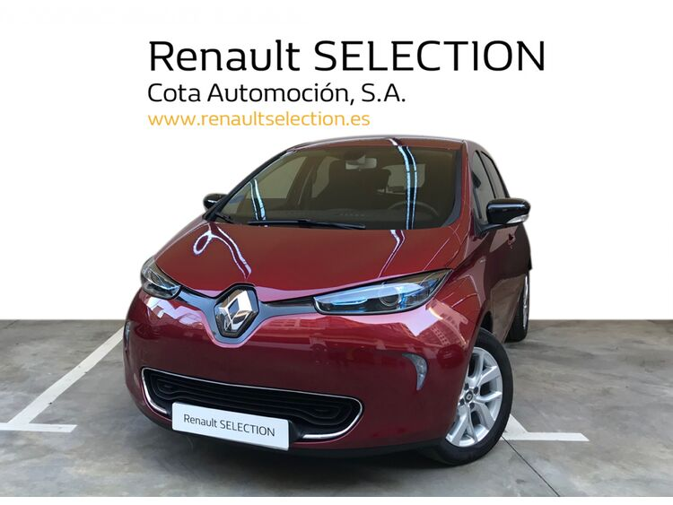 Renault ZOE LIMITED 40R110 ELECTRICO AUTOMATICO foto 2