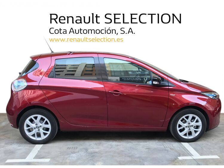 Renault ZOE LIMITED 40R110 ELECTRICO AUTOMATICO foto 3