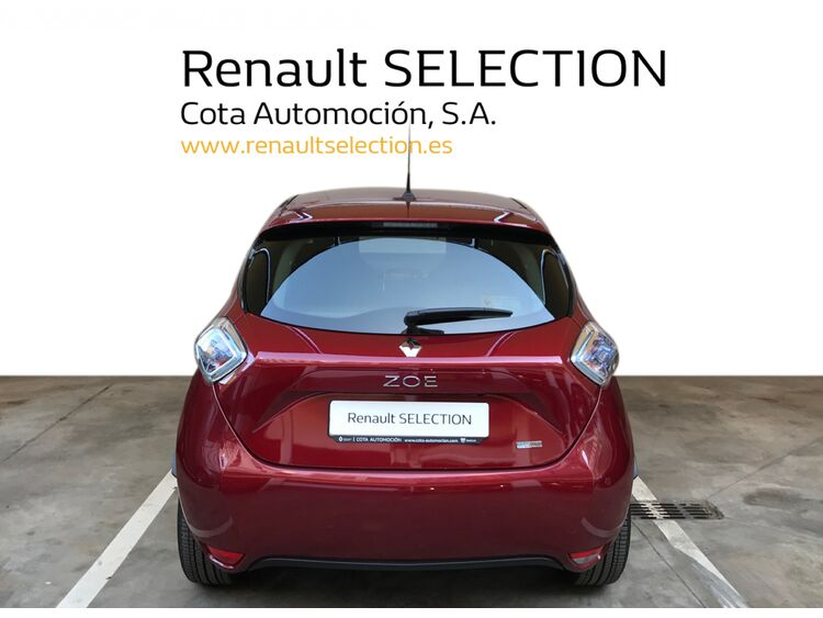 Renault ZOE LIMITED 40R110 ELECTRICO AUTOMATICO foto 9