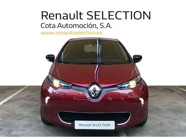 Renault ZOE LIMITED 40R110 ELECTRICO AUTOMATICO foto 11