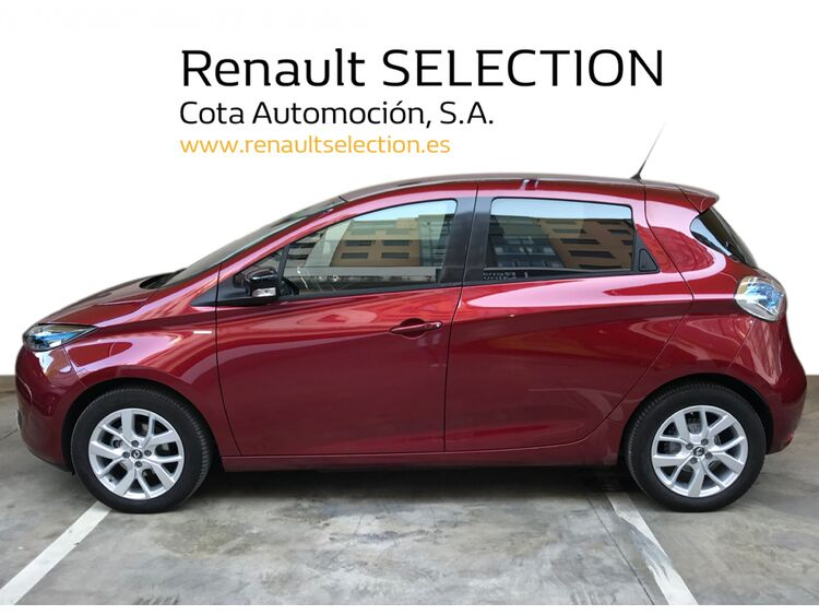Renault ZOE LIMITED 40R110 ELECTRICO AUTOMATICO foto 16
