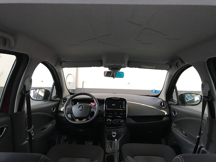 Renault ZOE LIMITED 40R110 ELECTRICO AUTOMATICO foto 17